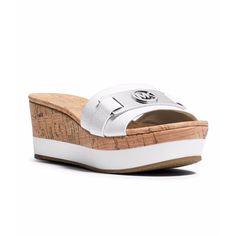 MICHAEL Michael Kors Women's Warren Platform Sandal *** Tried it! Love it! Click the image. : Slides sandals