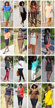 My Curves & Curls™ | A Curvy Girl's Style Journey