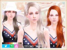 Quà tết: Tổng hợp tóc đẹp Newsea Donate The Sims 4   Yên Thảo Blog