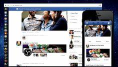 Facebook nye endringer i nyhetsfeed, design og funksjonalitet. Hva betyr dette for bedrifter? #sosialemedier #facebook #bedrifter #business #strategy