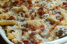 Buffalo chicken potato bake – Drizzle Me Skinny!