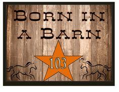 Born in a Barn, Vendor 103 ... ROCKIN B ANTIQUES ... Newnan, GA ... Questions??? Call >>> (770) 253-8730