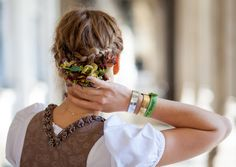 Modernste Technologie, gepaart mit trendigem Design: Das Unternehmen Wristbanditz entwirft eine neue Generation von Armbändern für Events. Modern, Events, Headbands, Design, Products, Fashion, Technology, Business, Armband