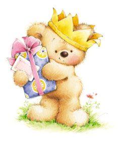 Leading Illustration & Publishing Agency based in London, New York & Marbella. Tatty Teddy, Animals Images, Cute Animals, Art Mignon, Blue Nose Friends, Birthday Clipart, Cute Clipart, Love Bear, Cute Teddy Bears