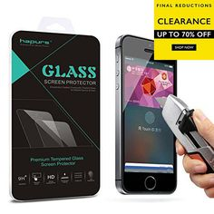 #mobile Features Easy installation: Precise cut and design, automatically attach to the #screen smoothly, hassle-free and bubble-free. #Tempered glass screen prot...
