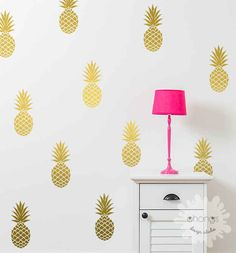 These wall decals that come in 31 different colors.
