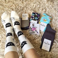 """Raysa Garcia on Twitter: """"How cute are these Happy Socks? I love them ❣Thank you @happysocksofficial  //happysocks.com https://t.co/VgusNcrCmA"""""""