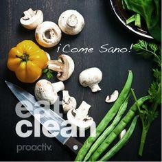 """#Consejo #Proactiv: ¡Come Sano y tendrás una #piel radiante!  Los #elementos internos influyen en la #salud de tu #cutis, así que cuida mucho tu #alimentación y consume a diario #frutas y #verduras.   Visita nuestro #blog y conocerás los """"#Alimentos perjudiciales para tu #piel"""": http://proactivesp.blogspot.com.es/2013/06/alimentos-perjudiciales-para-tu-piel.html  #proactivfunciona #amoproactiv #belleza #acné #tratamiento #skincare #cuidatupiel"""