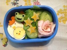 Cute idea for kids lunch!