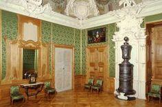Grüner Salon im Appartement der Markgräfin