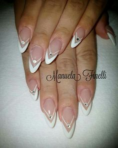 Hair Beauty, Nails, Wedding, Fingernail Designs, Finger Nails, Valentines Day Weddings, Ongles, Weddings, Nail