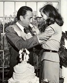 ClassicForever: Wallowing in Adorableness: Humphrey Bogart and Lauren Bacall