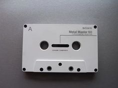 To know more about SONY METAL MASTER visit Sumally, a social network that gathers together all the wanted things in the world! Featuring over other SONY items too! Casette Tapes, Sony Design, Computer Gadgets, Boombox, Retro Futurism, Audio Equipment, Audiophile, Cool Logo, Packaging