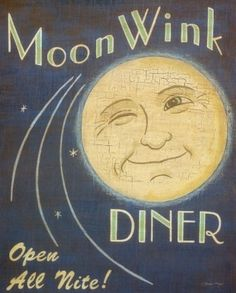 Eat on the moon