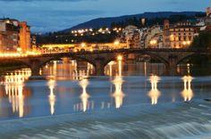 www.elfoton.com #elfoton14 @elfoton_es #categoria #aventura usuario: Alisetter (Italia) - Los puentes del Arno - Tomada en Florencia el 06/10/2013