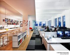 M Moser is a global workplace design company. We create architecture and interior design to help business transform the way they work. Corporate Office Design, Corporate Interiors, Workplace Design, Office Interior Design, Office Interiors, Interior Design Inspiration, Office Designs, Office Fit Out, Open Office