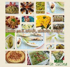Ricette+con+scarola+radicchio+e+belga