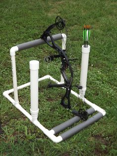 Pvc pipe projects on pinterest pvc pipes pvc pipe for Pvc pipe bow plans