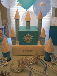 LOWEST PRICES OF THE SEASON NOW! New Frozen party ideas. Frozen Friends Forever Party to Go Box from My Princess Party to Go. http://www.myprincesspartytogo.com/FrozenFriends.html #frozenparty #frozenpartyideas