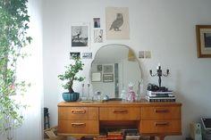 Beautiful vintage vanity.
