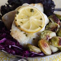 www.sizzlefish.com  To Celebrate Our Fish Friday Promotion on Atlantic Cod, @primaldish has a tasty recipe for Mini skillets of @sizzlefishfit Atlantic Cod and veggies seasoned with lemon juice, garlic and @kasandrinos olive oil for a quick, easy and healthy meal! .  You can