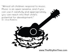 Quote about Music Therapy with Children with Special Needs Carrie J.