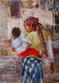 Sonia Jacka - South African Artist