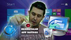 Neste vídeo vamos aprender como desinstalar aplicativos nativo do windows 10. Acesse: www.canalforadoar.com