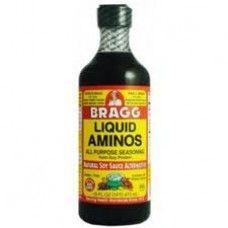 BRAGG LIQUID AMINOS - LARGER SIZE, 473ML