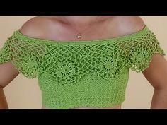 Crochet poncho tutorial hooks 38 new Ideas Crochet Bikini Pattern, Crochet Cape, Crochet Halter Tops, Crochet Crop Top, Crochet Blouse, Crochet T Shirts, Crochet Clothes, Popular Crochet, Crochet For Boys