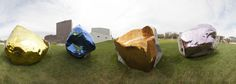 360° Panoramic View of Jim Hodges' Untitled — Untitled (Blog) — Walker Art Center