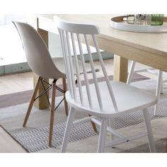 Accis silla blanca Kenay home, 108€