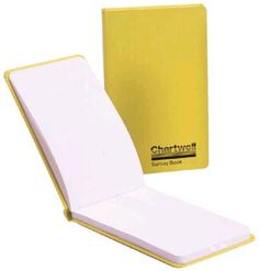 Chartwell Survey Pad Field Book 2200