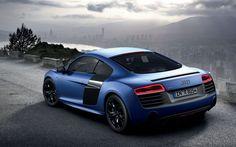 Audi+R8+ | 2013 Audi R8 V10 Plus 2 Wallpaper | HD Car Wallpapers