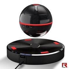 ReVolt Levio - Portable, Levitating, Floating Bluetooth Speaker System ** Check out this great product. (This is an affiliate link and I receive a commission for the sales)