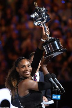 Serena upstaged sister Venus 6-4 6-4 in the final to become the most-successful women's pl...