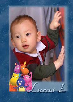 Aniversário de 1 ano de Lucas, tema Backyardigans Fotos, edição e montagem: Kátia Alessandra   F.: (11) 99384-0189