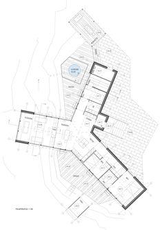 Image 29 of 30 from gallery of House Y / Arkkitehtitoimisto Teemu Pirinen. Floor Plan