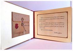 Dos libros de firmas para bodas completamente diferentes ~ Lluna Nova Scrap
