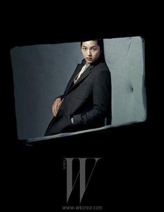 【宋钟基】【画报】Customellow 2012年冬季画报(《W korea》2012年11月号)韩图区韩剧社区
