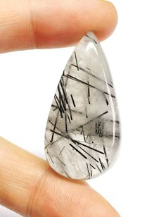 Your place to buy and sell all things handmade Hello Welcome, Tourmalinated Quartz, Drop, Black Tourmaline, Natural Gemstones, Creative, Etsy