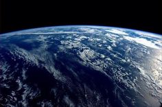 NASA astronaut Reid Wiseman took this image of Earth from space from the International Space Station.