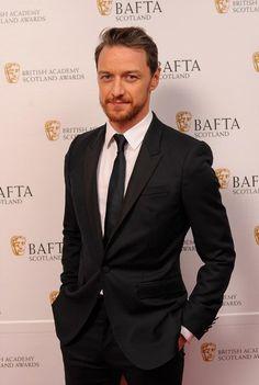 James McAvoy at BAFTA Scotland 2016