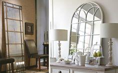 Espejos ventanal para decorar casasDecofilia.com