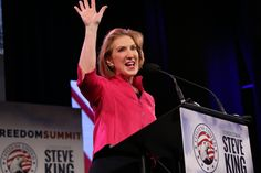 I Would Welcome Carly Fiorina as RNC Chair