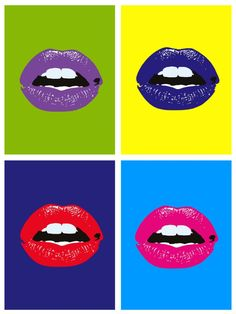 Andy Warhol - Repetition. POP ART.