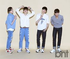 Hip-Hop Team (L to R): Vernon, S.Coups, Wonwoo, Mingyu