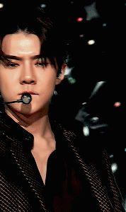 EXO - Love Shot ✧ 181225 SBS Gayo Daejeon #Sehun