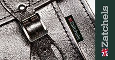 Zatchels - Handmade in England Leather satchels