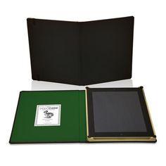 DODOcase Classic Black with green interior